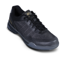 KR Strikeforce Rage Men's Bowling Shoes - Gunmetal/Black (RIGHT HAND - WIDE WIDTH)