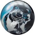 Ebonite Maxim Bowling Ball - Captain Planet