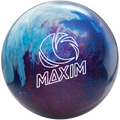 Ebonite Maxim Bowling Ball - Peek-A-Boo Berry