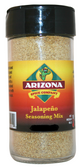 Nice spicy flavor in this fish and  poultry rub.  Only 30mg sodium per serving.  Light and spicy.  Great jalapeno flavor.
