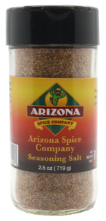 Great flavor with only 50mg of sodium per serving.  Compared to other seasoning salts it is great. Fresh tasting because it's all natural and freshly made.