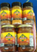 Award winning sweet and spicy Peach Perfect Salsa with our mild Chipotle Salsa, Spicy Hot BBQ Rub, Spicy Chipotle Seasoning Mix and Mild Seasoning Salt.  All healthy and all natural.