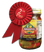 Award Winning Relish.  A nice balance of mild peppers, onions and jalapenos.  A great flavor for sandwiches, burgers, hot dogs, sausages, chicken, steak.. the list goes on.   All natural with no preservatives.