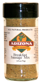 Breakfast Sausage Seasoning Mix- Mild