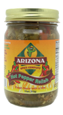 New Label Same Great Relish.   Spice up any sandwich or meat with a blend of peppers that bring some heat!  Sweet bell to habanero.  This relish has fresh natural flavor