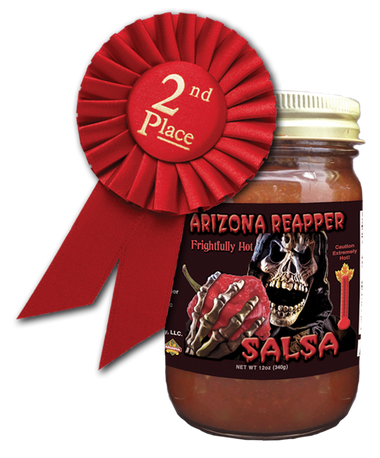 Made with Hatch NM Roasted Green Chile, Jalapeno, and just the right amount of Carolina Reapper for the perfect balance of heat and flavor
