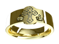 M0121 - 14k Yellow Gold (6 mm)