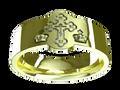 M0121 - 18k Green Gold (6 mm)