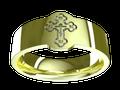 M0141 - 18k Green Gold (6 mm)