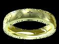 W0301 - 14k Green Gold (3 mm)