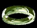 W0341 - 14k Green Gold (3 mm)