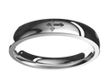 W0341 - Continuum Silver (3 mm)
