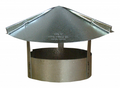 Roof Rain Cap (6 Inch)   (GCT 6)