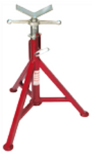 "B&B 4200 Jack Stand Stubby 20""-38"" H 12"" Pipe 2500 lbs"