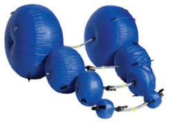 "Pipe Purge Bag Systems Double Inflatable 14"" - 24"" P.B.S."