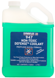 947-5 Coolant Propylene Glycol Ready to Use 5 Gal