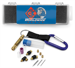 CK AK-MR Micro Tig Torch Accessory Kit