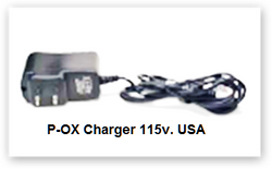 Aquasol P-OX Charger Battery Charger for Aquasol Purge Monitors