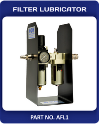 Air Pressure Regulator - Water Separator Oil Injection Lubricator