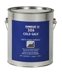 Dynaflux 306 Liquid Zinc COLD Galvanizing Coating