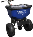 Chapin SureSpread Salt Spreader 100lb Professional Stainless Steel Push Spreader