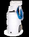 FOAMiT - 10 GAL PORTABLE SPRAY UNIT-NATURAL-VITON-AIR HOSE WATER SEPARATOR