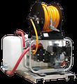 RCS/G1050HH, Pro-ATV Series, Roll Cage Skid Power Unit - Chemical Sprayer, 10.0 GPM,  500 PSI,  GX200 Honda, Hypro Gear Drive Pump