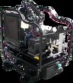 HDCV4070KDG, 4.0 GPM, 7,000 PSI, DH902B1 Kubota, GP TSP1619 Pump, 3 Cyl