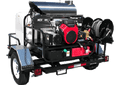 TR6012PRO-35VG, 5.5GPM @ 3500 PSI, 18 HP Vanguard, HP Pump (w/o Hose)