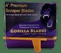 Heavy Duty Scraper Blades 1000 Blades