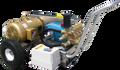 EB4020E3A402 4.0 GPM @ 2000 PSI 5.0 HP 230V/3PH/12A AR Pump