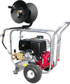 J/D3027HG GX200 Honda GP TP2530J34 Pump 3 GPM @ 2700 PSI