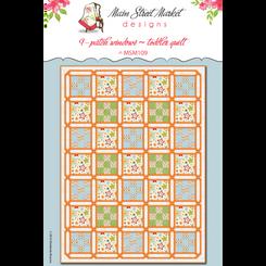 Main Street Market Designs - 9-Patch Windows Quilt Pattern