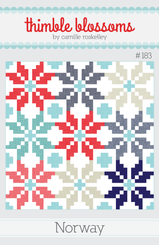 Thimble Blossoms - Norway Quilt Pattern