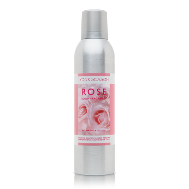 Your Season Rose Room Fragrance Made With Essential Oils