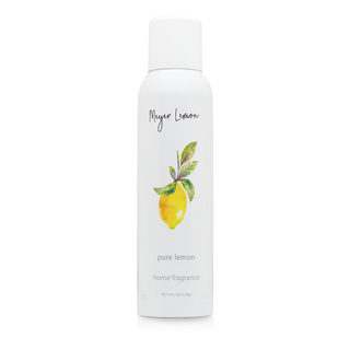 Meyer Lemon Home Fragrance with essential oils.