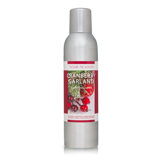 Your Season Cranberry Garland Room Fragrance Made With Essential Oils