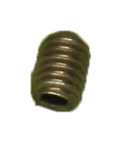 Brass Set Screw #10--32 x 1/4 Lg