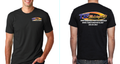 TG Motorsports Full Color Logo T-shirt Black