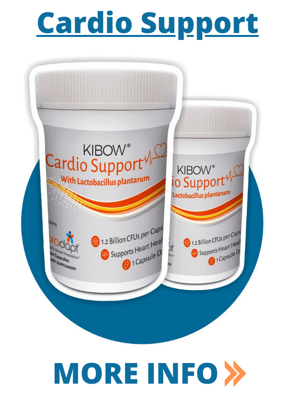 Kibow Cardio Support More Info