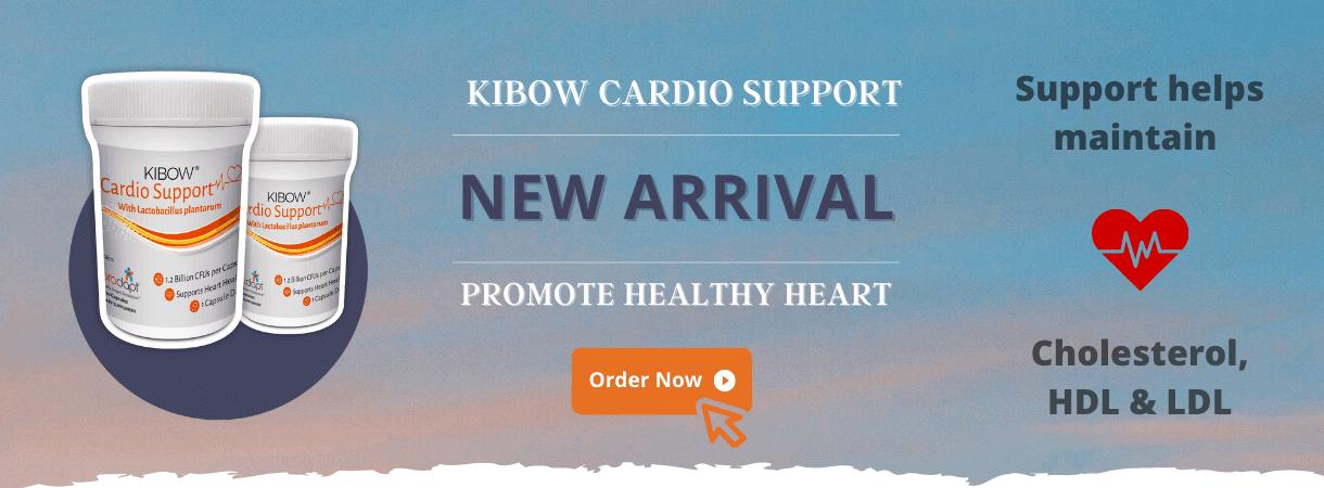 Kibpow Cardio Support
