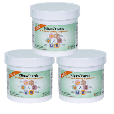 Kibow Fortis®  Powder - 3 Pack