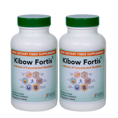 Kibow Fortis®  Tablets - 2 pack
