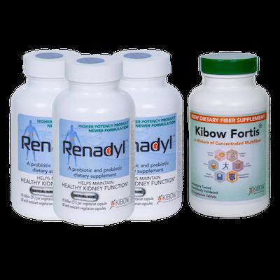 Renadyl™ + Kibow Fortis®