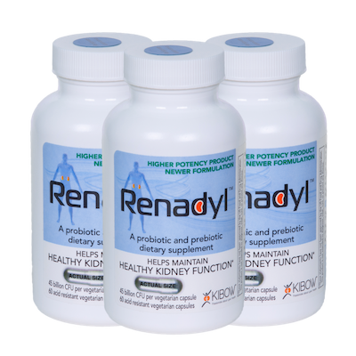 Renadyl™ - 3 bottles