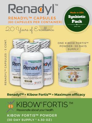 Renadyl + Kibow Fortis