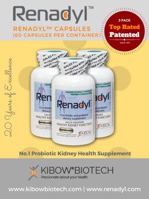 Renadyl - 3 bottles