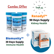 Renadyl™ 90 Days Supply + Biomunity™ 30 Day Supply - Combo Pack