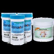 Renadyl™ (3 Bottles) + Kibow Fortis® (1 Powder) Combo Pack