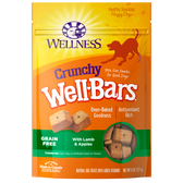 Wellness Wellbar Lamb & Apple Dog Treats (20 oz)